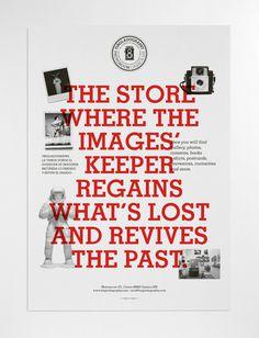 Tingladography - Posters / Print & Comunication / Graphic / Estudi Conrad Torras / Comunicació grà fica #design #vintage #poster #photograp