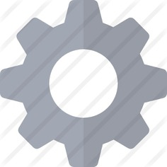 See more icon inspiration related to gear, business and finance, Tools and utensils, settings, configuration and cogwheel on Flaticon.
