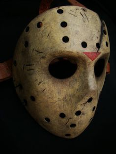 Hockey Mask #jason #friday #cinema #13th