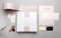 Houston Packaging Design Ears of Buddha #houston #packaging #design #branding