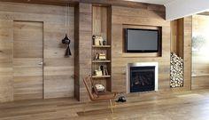 Modern Wooden Floor Boards in Interior Design by Harper & Sandilands - Pictures | Interior Design | Architecture | Furniture