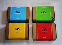 Representje | Packaging on the Behance Network #representje #packaging #van #kan #boessen #luc #sjaak #package