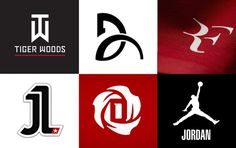 What athlete has the best logo?