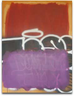 Rothko's Modern Life #graff