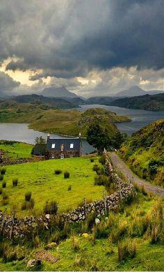 The Highlands ~ Scotland