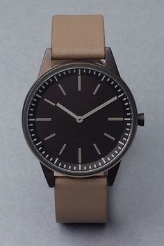 Uniform Wares #watch #minimalist