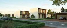 architekturine vizualizacija, 3d grafika, interjerasDIZONAURAI #exterior #dizonaurai #visualisation