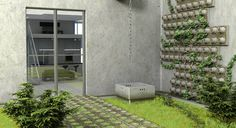 D-Ecobrick Decorative Ecological Bricks Concept by Hakan Gursu Designer #design #futuristic #gadget #concept #art