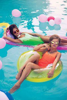 pool #vintage