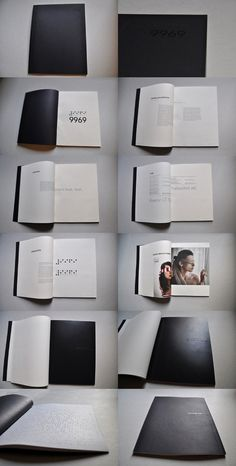 9969 Braille Brand on the Behance Network