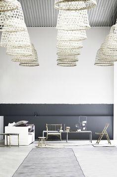 Basket weave #interior #lighting #design