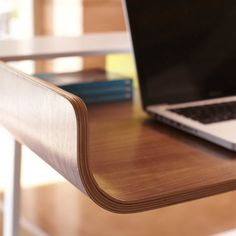 Half Pipe Desk by Offi #tech #flow #gadget #gift #ideas #cool