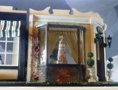 patisserie #miniature #diorama #dollhouse