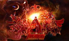 Avengers Infinity War Quality Wallpaper – WallpapersBae