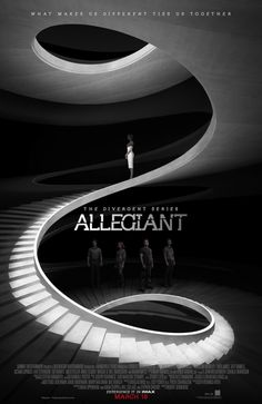 The Divergent Series: Allegiant #movie #cinema #poster