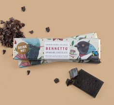 lovely-package-bennetto-1 #packaging #chocolate
