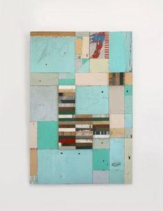 Richar Pearse, mint_1 #wood #panel #art