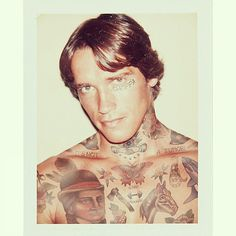 Celebrities Covered in Tattoos•14 / 16 #tatts