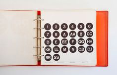 NYCTA Graphics Standards Manual | PICDIT #design #graphic #color #type #typography