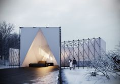 Pop-Up Restaurant / OS31 | AA13 – blog – Inspiration – Design – Architecture – Photographie – Art #set
