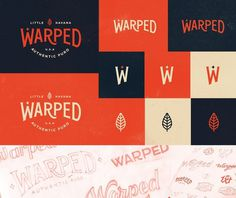 Warped Identity by David M. Smith #design #graphic