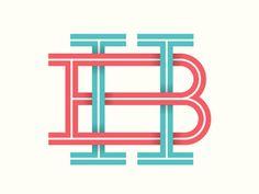 Monogram #monogram #logo #logotype #branding