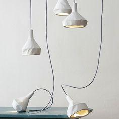 Like Paper — Dua Collection #design #lightning #industrial