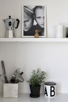 The Design Chaser: Interior Styling | Kitchen Corners