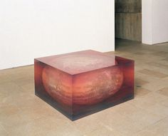 Anish KapoorWorksGallery #stone #plastic
