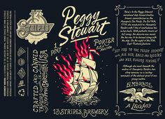 Peggystewart label