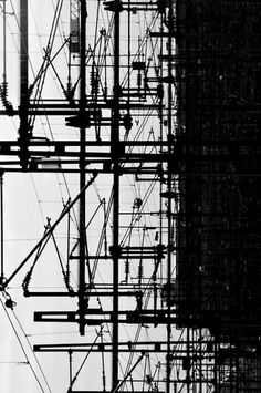 Graphic inspiration on the Behance Network #photography #white #black #and