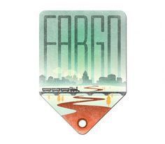 Fargo - The Everywhere Project #jill #been #everywhere #de #illustration #fargo #haan