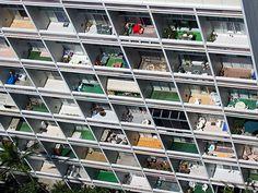 Image Spark dmciv #concrete #color #towers #architecture #fields #facades