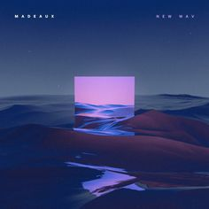 madeaux new wav artwork music album