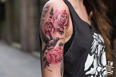 pajaroflor #tattoo