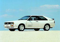 Аudi UR Quattro 1981