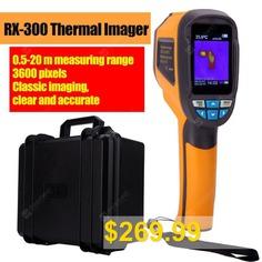 A-BF #Infrared #Thermal #Imager #Handheld #Portable #Thermal #Camera #Digital #Display #High #Resolution