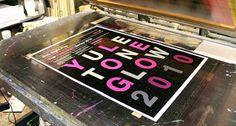 Yuletone Series - DRY UK Ltd #screen #dry #poster #yuletone #typography