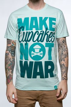 Johnny Cupcakes #fashion #tattoos #shirt
