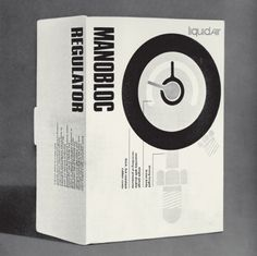 Item 156: Manobloc Packaging / Whaite & Emery / 1970s « Recollection #packaging #australia #design