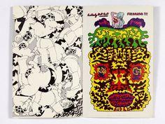 04 Hairy Who Comic Book  1968.jpg (670×503)