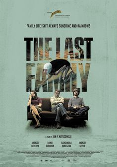 Extra Large Movie Poster Image for The Last Family