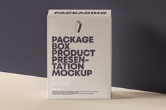 Psd Product Packaging Box Mockup 1