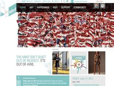 21 Beautiful Examples of Color Usage in Web Design | Inspiration