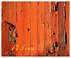 sleepless ink: Photos from the vaults #train #sign #door #paint #flaking