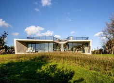 Sustainable Home Designed by UNStudio sustainable solution home 11