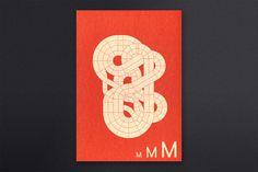 Johannes Breyer | Graphic Design & Typography, Zurich / Amsterdam #knot #johannes #curves #track #poster #breyer #typography
