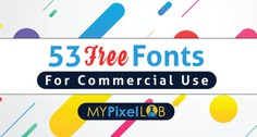 Free Fonts For commercial use Cover image https://cool3sixty.com/53-free-fonts-for-commercial-use-best-for-designers/