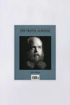 The Travel Almanac - Autumn / Winter 2011 | Très Bien Shop #print #design #graphic #photography #magazine