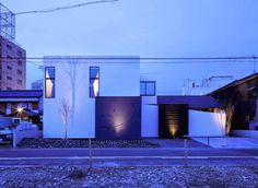 Colors House by CUBO Design Architect #design #architecture